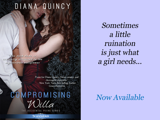 Compromising Willa website graphic available now