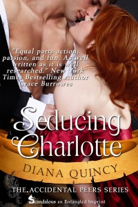 Seducing Charlotte Cover