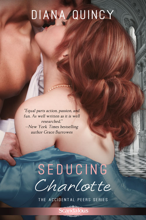 Seducing Charlotte's new cover. Love!