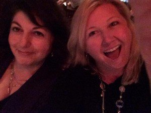 Having too much fun with fellow writer Michele Mannon who writes hot contemporary sports romance.