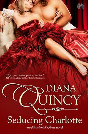 Seducing Charlotte by Diana Quincy